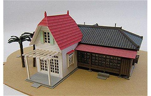 「となりのトトロ」 サツキとメイの家 (1/150 さんけいMK07-01)