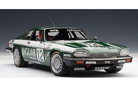ジャガー XJ-S TWR ETCC スパ 1984 優勝 No12 (1/18 オートアート88459)