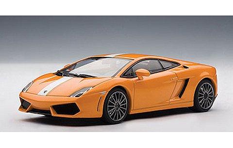 ランボルギーニ ガヤルド LP550-2 ヴァレンティーノ・バルボーニ オレンジ (1/43 オートアート54631)