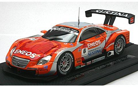 エネオス サスティナ SC430 スーパーGT500 2011 No6 (1/43 エブロ44550)