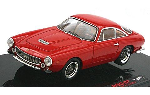 フェラーリ 250GT ベルリネッタ Lusso レッド (エリートシリーズ) (1/43 マテルMT7435V)