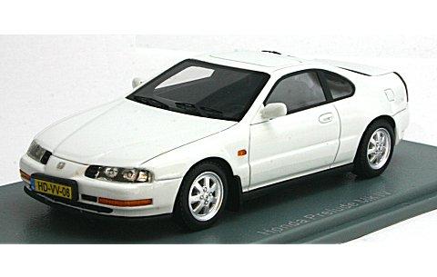 ホンダ プレリュード Mk4 ホワイト 92-96 (1/43 ネオNEO44506)