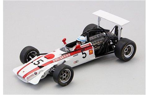 ホンダ RA301 1967 メキシコGP No5 (1/43 エブロ44266)