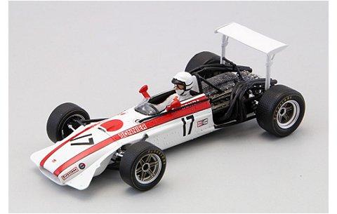 ホンダ RA301 1967 メキシコGP No17 (1/43 エブロ44410)