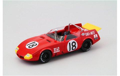 デイ&ナイト スペシャル 1969 日本GP クラスウイナー (1/43 エブロ44273)