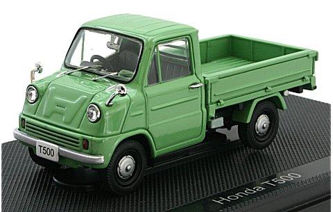 ホンダ T500 グリーン (1/43 エブロ44413)