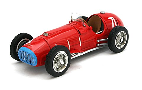 フェラーリ 375 F1 No71 A・アスカリ ドイツGP ニュルブルクリンク 1951 (1/43 イクソSF29/51)