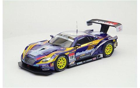 ウェッズ スポーツ アドバン SC430 スーパーGT500 2011 No19 (1/43 エブロ44551)