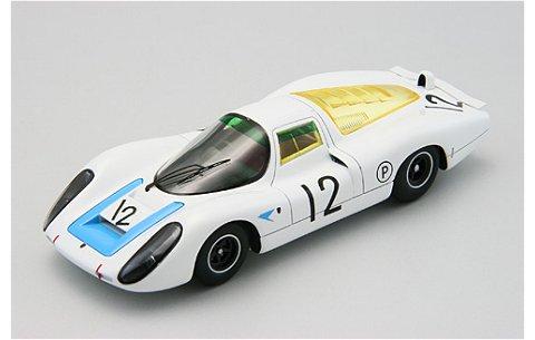 ポルシェ 907 1967 ブランズ・ハッチ (1/43 エブロ44649)