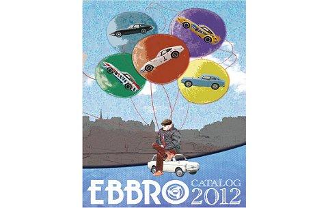エブロ 2012年度版カタログ (オールカラー・105ページ) (エブロ99106)