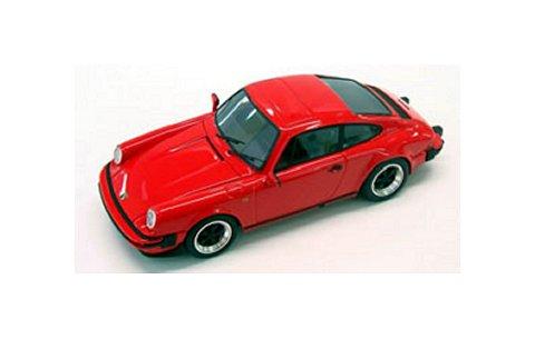 ポルシェ 911 3.2 クーペ 1989 レッド (1/43 ルックスマートLS200A)