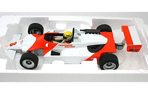 ラルト トヨタ RT3 F3 A・セナ 1983 ウィナー GP マカオ (1/18 ミニチャンプス540831813)