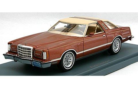 フォード サンダーバード バージョン1 1979 (1/43 ネオNEO44780)