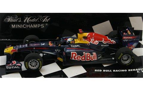 レッドブル レーシング RB7 S・ベッテル 2011 (1/43 ミニチャンプス410110001)