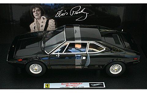 DINO 308 GT4 /オーナー:エルヴィス・プレスリー (1/18 マテルMT7425V)