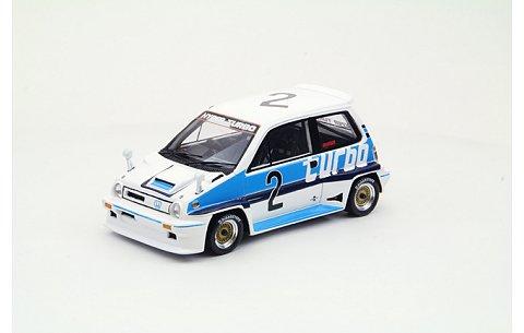 ホンダ シティ ターボ R 1982 鈴鹿 J・Palmer No2 (1/43 エブロ44470)