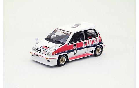 ホンダ シティ ターボ R 1982 鈴鹿 S・Johansson No3 (1/43 エブロ44471)