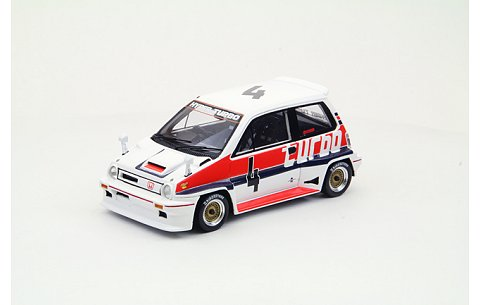 ホンダ シティ ターボ R 1982 鈴鹿 T・Boutsen No4 (1/43 エブロ44472)