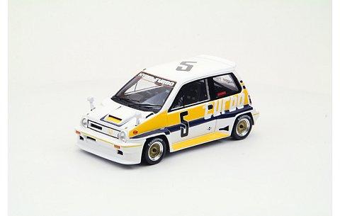 ホンダ シティ ターボ R 1982 鈴鹿 K・Acheson No5 (1/43 エブロ44473)