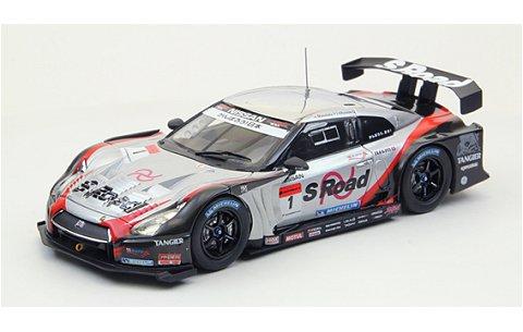 エスロード モーラ GT-R スーパーGT500 2011 ニスモフェスティバル No1 (1/43 エブロ44679)
