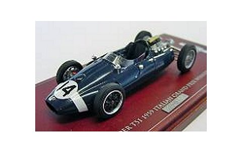 COOPER T51 1959 F1 イタリアGP ウイナー S・モス (1/43 ビアンテBIBR43701G)
