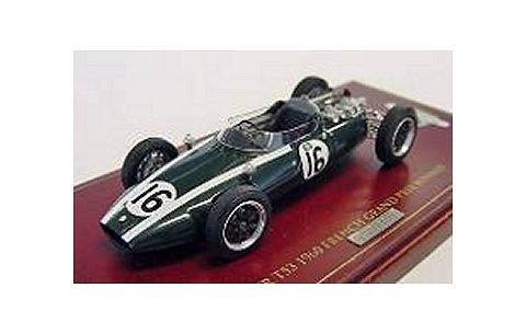 COOPER T53 1960 F1 フランスGP ウイナー J・ブラバム (1/43 ビアンテBIBR43702C)