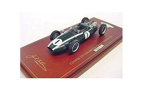 COOPER T53 1960 F1 イギリスGP ウイナー J・ブラバム (1/43 ビアンテBIBR43702D)