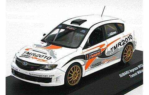 スバル インプレッサ WRX STI Grp.N Tommi Makinen Racing 2010 (1/43 JコレクションJC29018RL)