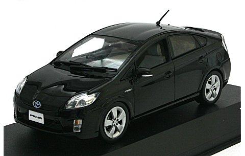 トヨタ プリウス ブラック (1/43 JコレクションJC61009BK)