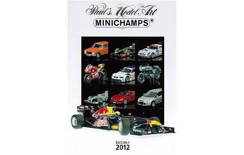 ミニチャンプス ミニカー 2012年総合カタログ エディション1 (ミニチャンプスPMAC20121)