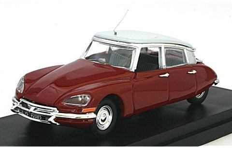 シトロエン DS 21 1968 ボルドー (1/43 RIO リオ4340)
