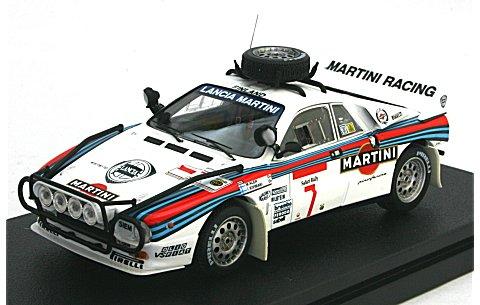 ランチア 037 ラリー No7 1984 サファリ (1/43 hpiレーシング8230)