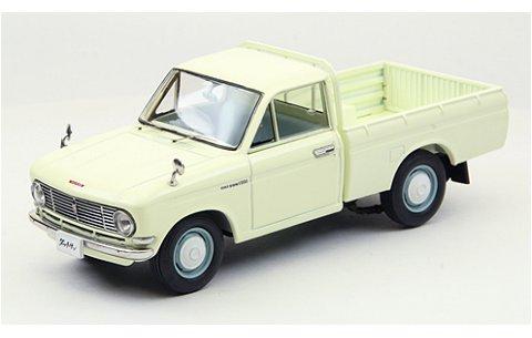 ダットサン 1300 トラック 1966 アイボリー (1/43 エブロ44690)