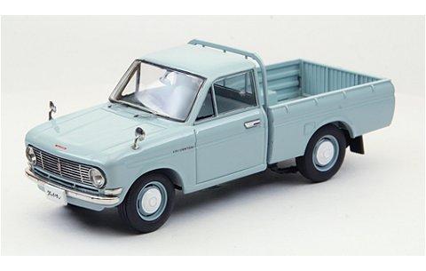 ダットサン 1300 トラック 1966 グレー (1/43 エブロ44691)