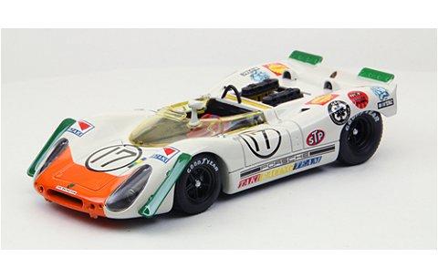 ポルシェ 908 スパイダー JapanGP 1969 No17 (1/43 エブロ44711)