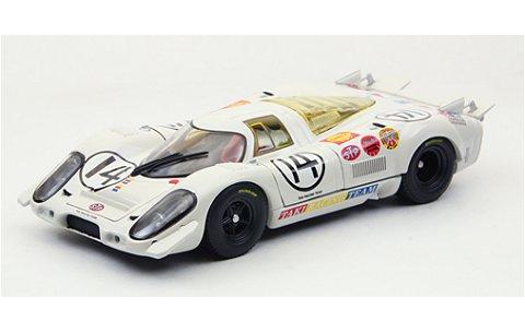 ポルシェ 917 ショートテイル JapanGP 1969 No14 (1/43 エブロ44728)