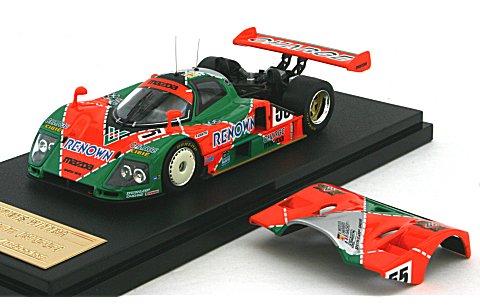 マツダ 787B No55 1991 LeMans (1/43 hpiレーシング8586)