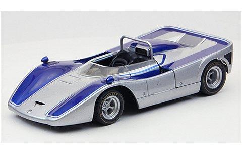 ニッサン R383 ジャパンGP 1970 プロトタイプ シルバー (1/43 エブロ44726)