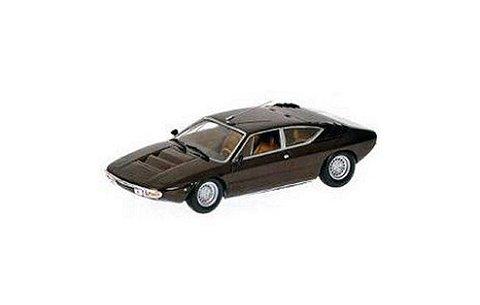 ランボルギーニ ウラッコ 1972 ブラウン (1/43 ミニチャンプス436103320)