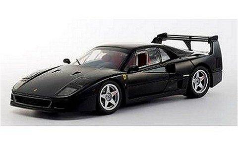 フェラーリ F40 ライトウェイト LMウイング ブラック (1/18 京商K08415BK)