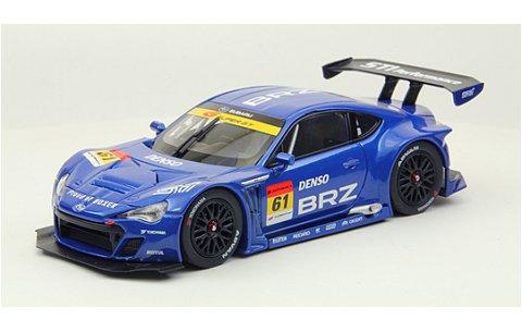 スバル BRZ スーパーGT300 東京モーターショー (1/43 エブロ44762)