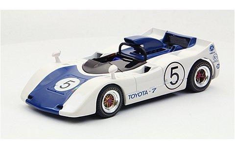 トヨタ 7 ジャパンGP 1969 No5 ブルー (1/43 エブロ44720)