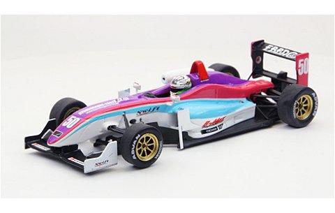 ビーマックス F308 ジャパン F3 2011 チャンピオン (1/43 エブロ44665)