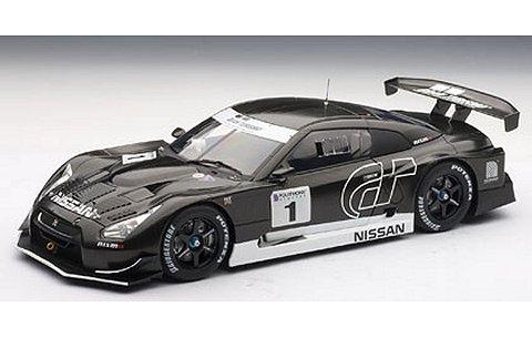 ニッサン GT-R GT500 ステルスモデル (※1/18スケールヘルメット付属・スペシャルパッケージ入り) (1/18 オートアート81041)