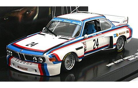 BMW 3.5 CSL IMSA 「BMW NORTH AMERICA」 セブリング 12時間 1975 (1/43 ミニチャンプス444752924)