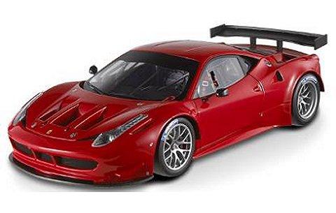 フェラーリ 458 Italia GT2 ランチバージョン レッド (1/18 マテルMT2860X)