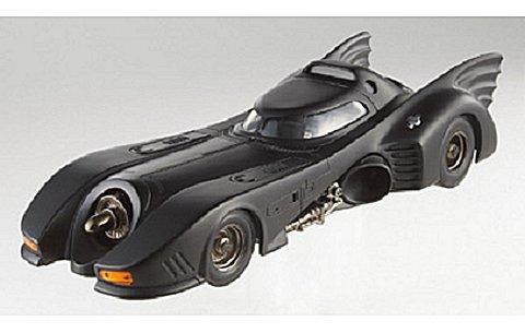 1989 Movie Batmobile ブラック HERITAGEシリーズ (1/18 マテルMT5533X)