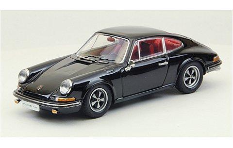 ポルシェ 911 S 1969 ブラック (1/43 エブロ44794)