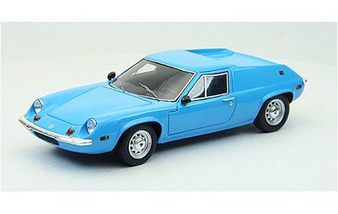 ロータス ヨーロッパ S2 Type54 1968 ブルー (1/43 エブロ44204)
