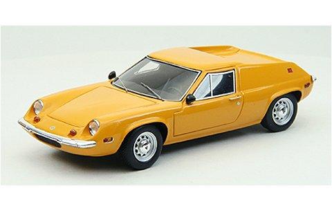 ロータス ヨーロッパ S2 Type54 1968 ブラウン (1/43 エブロ44205)